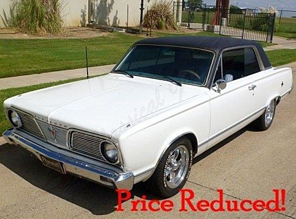 1966 Plymouth Valiant for sale 100831564