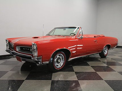 1966 Pontiac GTO for sale 100767355