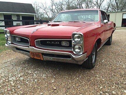 1966 Pontiac GTO for sale 100780107