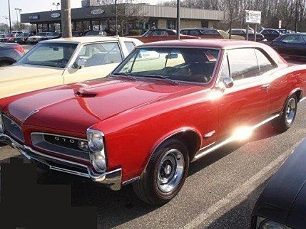 1966 Pontiac GTO for sale 100780906