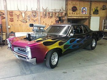 1966 Pontiac GTO for sale 100831846