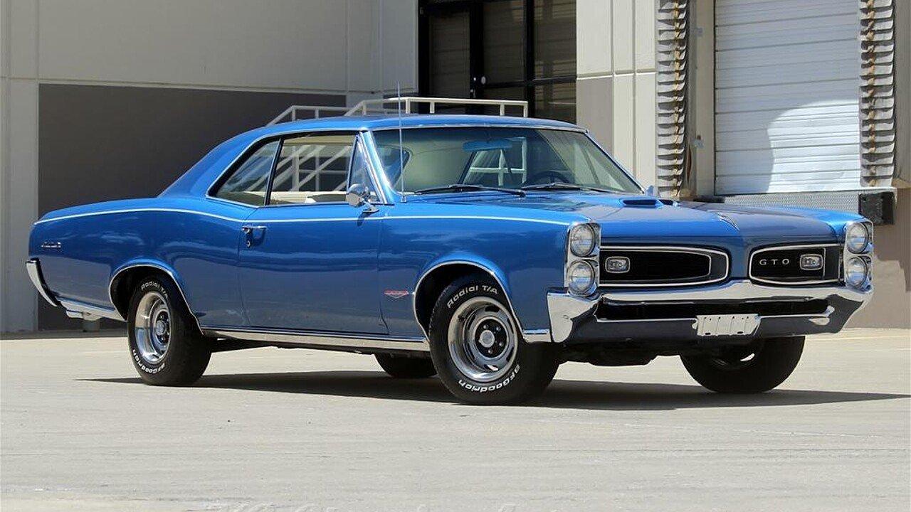 1966 Pontiac GTO for sale near Lenexa, Kansas 66219 - Classics on ...