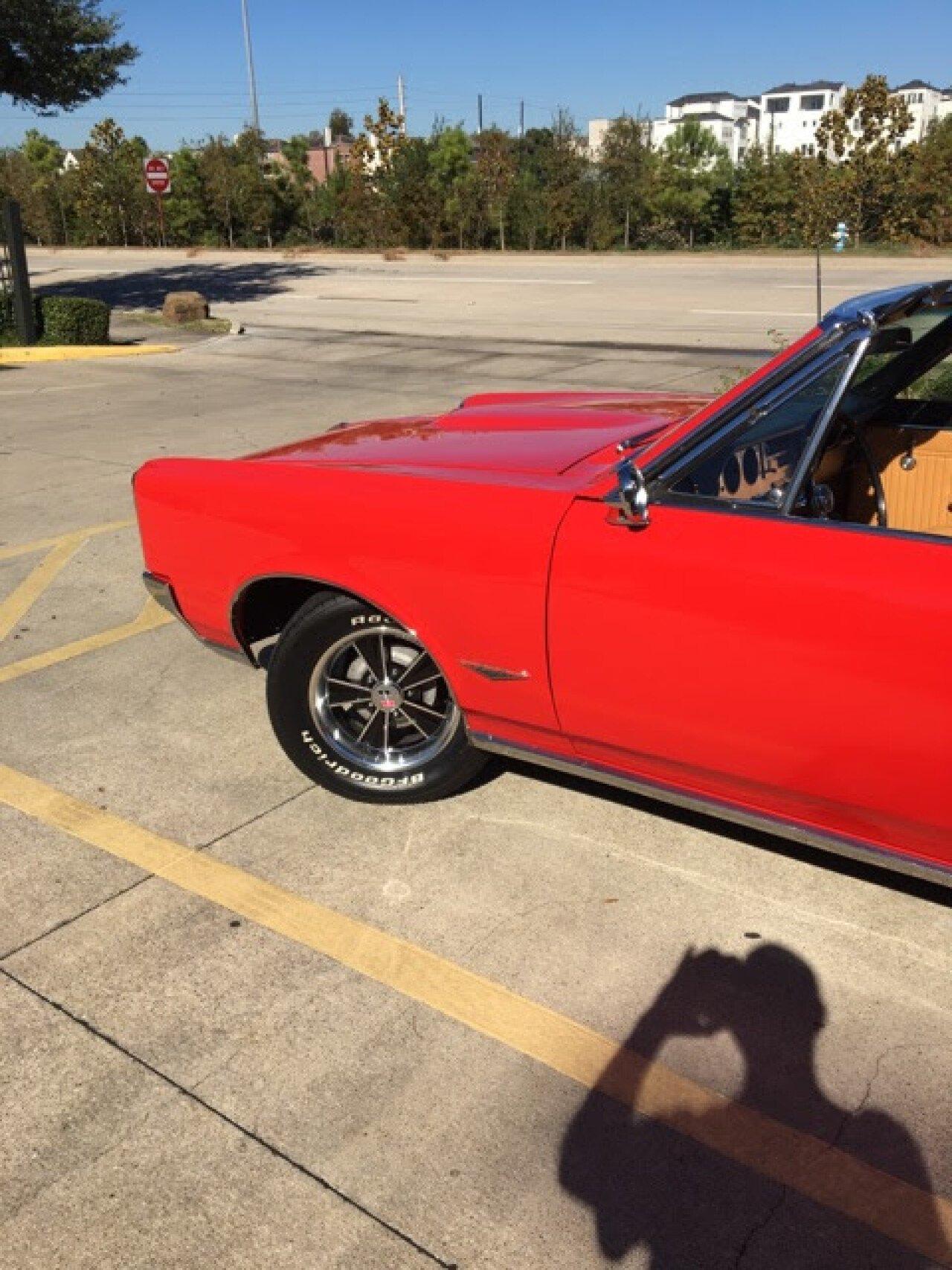 Private Car Sale In Houston Tx: 1966 Pontiac GTO For Sale Near Houston, Texas 77046