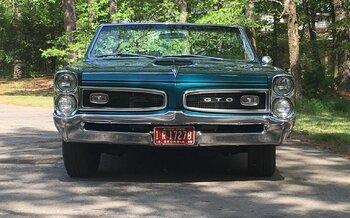1966 Pontiac GTO for sale 100924792