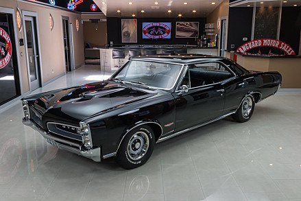 1966 Pontiac GTO for sale 100768953