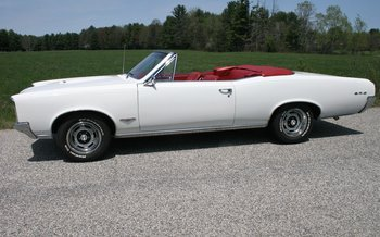 1966 Pontiac GTO for sale 100872436