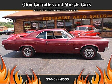 1966 Pontiac GTO for sale 100888293