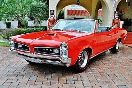 1966 Pontiac GTO for sale 100942668