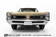 1966 Pontiac GTO for sale 100969887