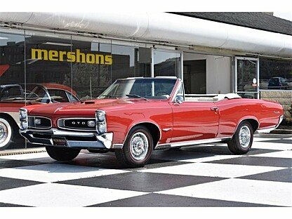 1966 Pontiac GTO for sale 100982310