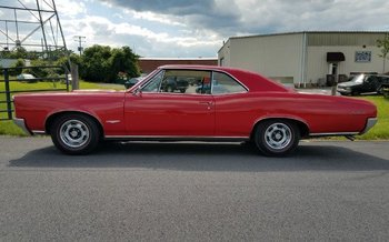 1966 Pontiac GTO for sale 100993265