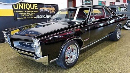 1966 Pontiac GTO for sale 101018862