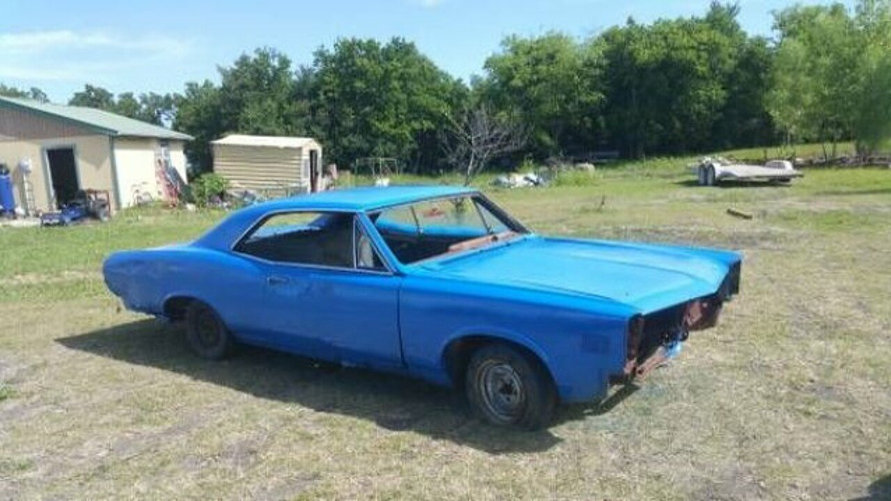 1966 Pontiac Le Mans for sale 100875086