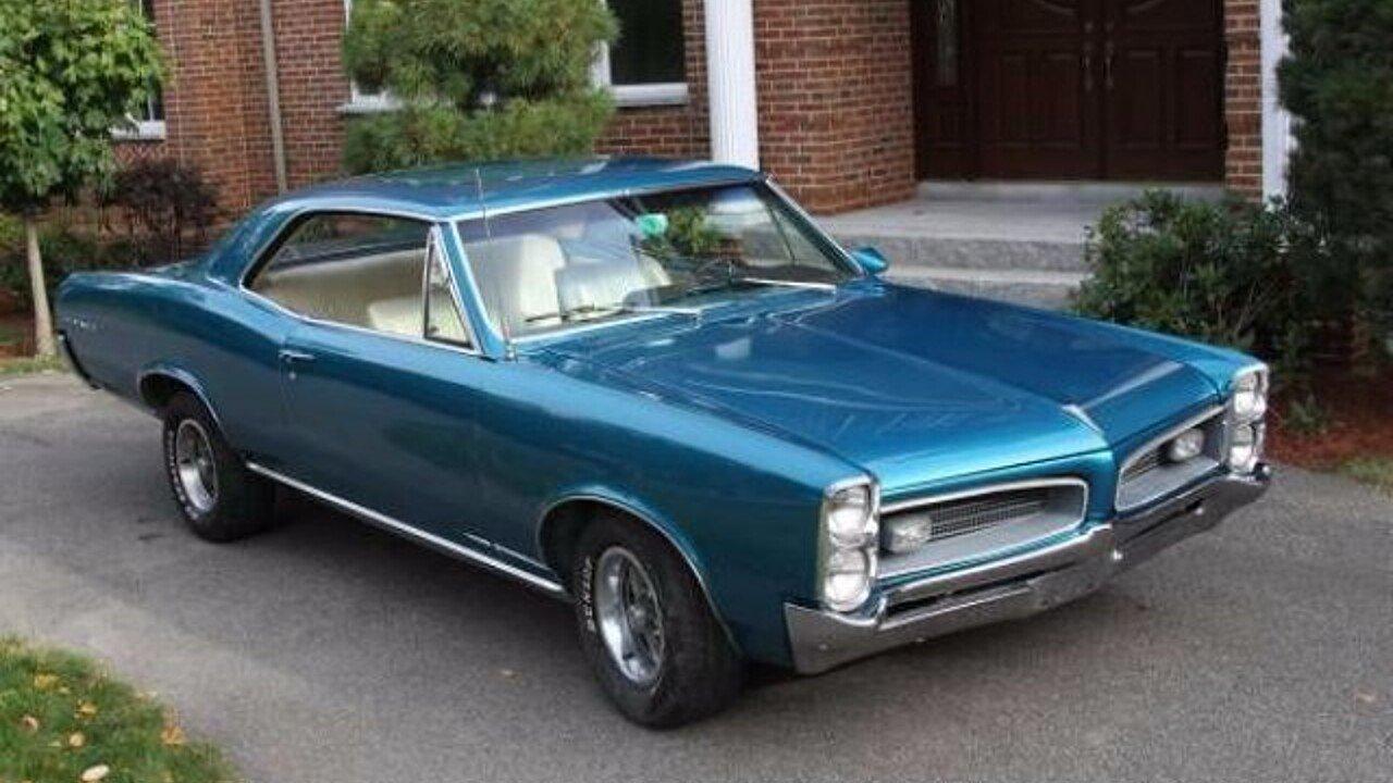 1966 Pontiac Le Mans for sale near Cadillac, Michigan 49601 ...