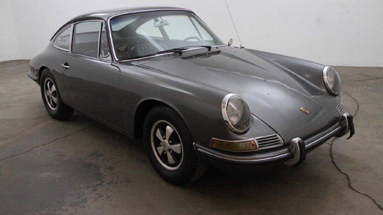 1966 Porsche 911 Coupe for sale near Portland, New York 14769 ...