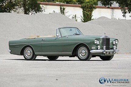 1966 Rolls-Royce Silver Cloud for sale 100944750
