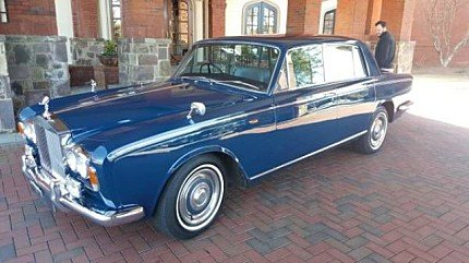 1966 Rolls-Royce Silver Shadow for sale 100861171