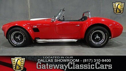 1966 Shelby Cobra-Replica for sale 100756700