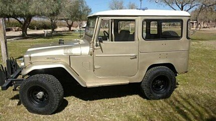 1966 Toyota Land Cruiser for sale 101010200