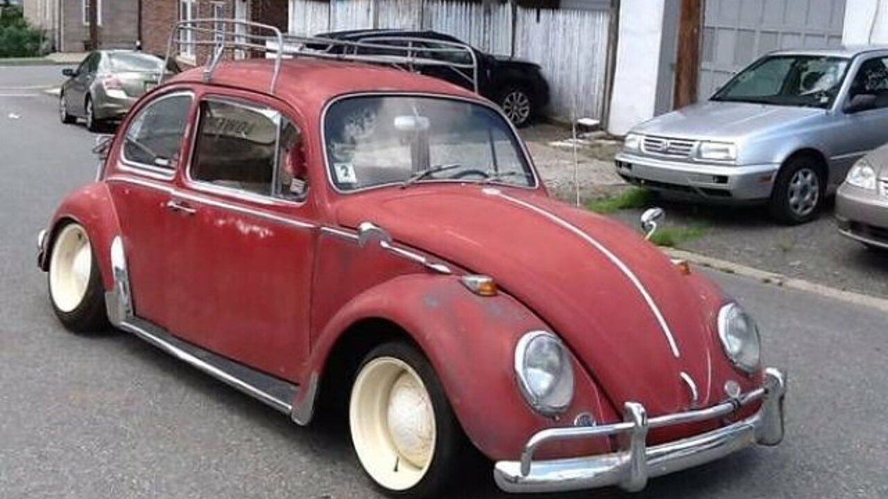 1966 volkswagen beetle for sale near cadillac michigan 49601 classics on autotrader. Black Bedroom Furniture Sets. Home Design Ideas