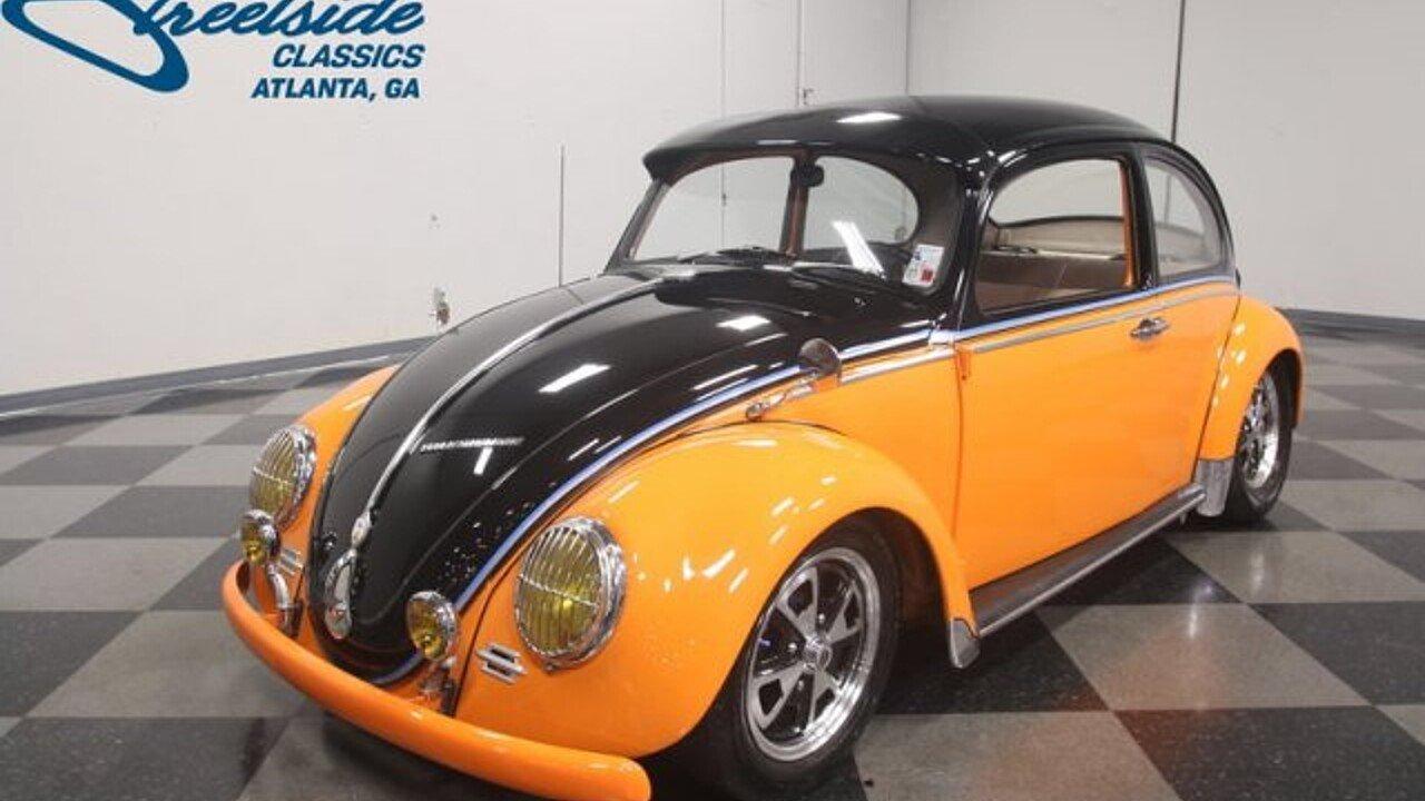 1966 Volkswagen Beetle for sale near Lithia Springs, Georgia 30122 ...