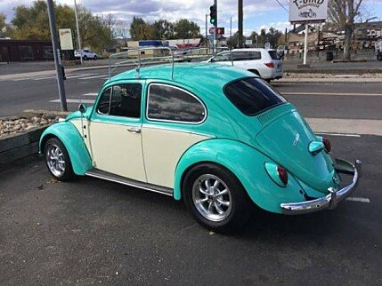 1966 Volkswagen Beetle for sale 100844781