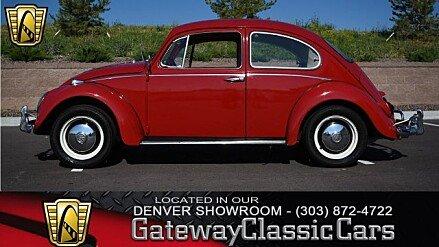 1966 Volkswagen Beetle for sale 100899301