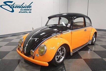 1966 Volkswagen Beetle for sale 100975823