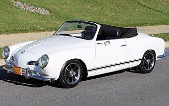 1966 Volkswagen Karmann-Ghia for sale 100786168