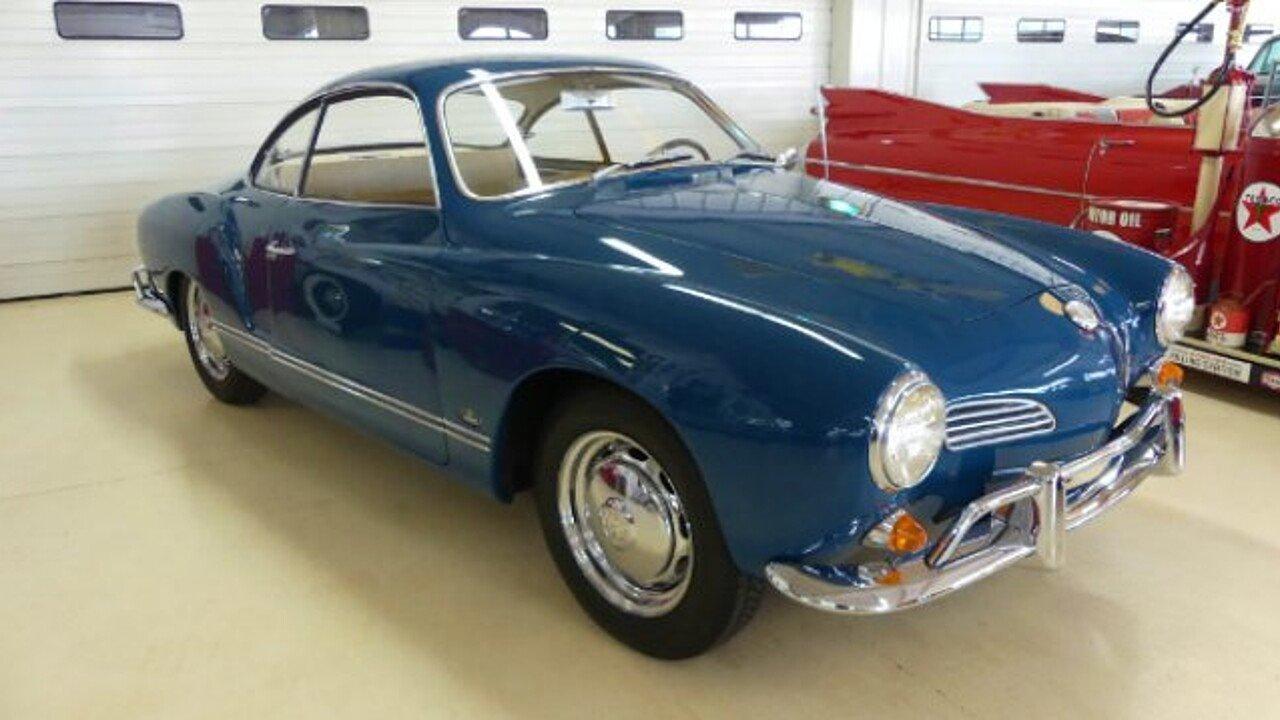 1966 volkswagen karmann ghia for sale 100873049