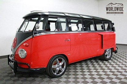 1966 Volkswagen Vans for sale 100762094