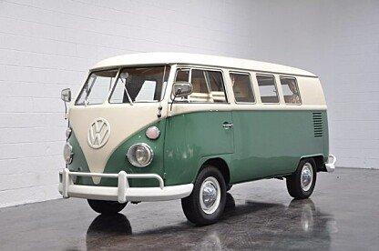 1966 Volkswagen Vans for sale 100994332