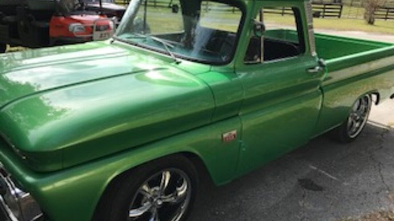 1966 chevrolet C/K Truck for sale 100972611