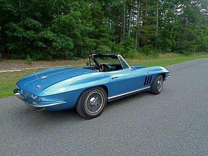 1966 chevrolet Corvette for sale 100780355