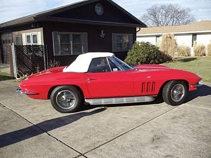 1966 chevrolet Corvette for sale 100989470