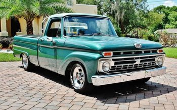 1966 ford F100 for sale 101009590