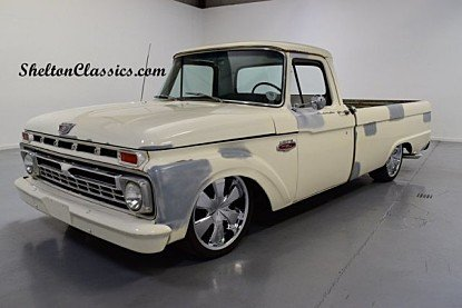 1966 ford F250 for sale 100929633