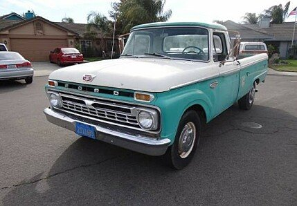 1966 ford F250 for sale 100982917