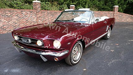 1966 ford Mustang for sale 101027170