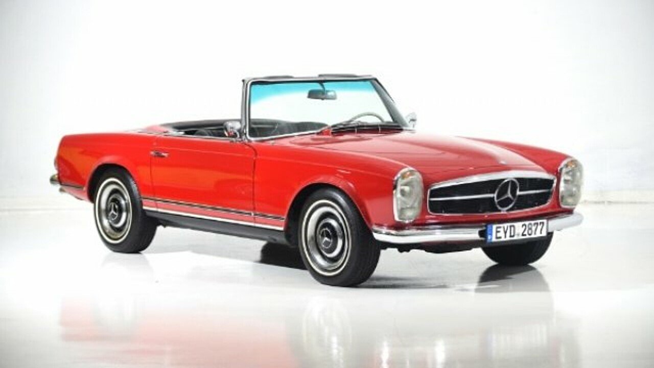 1966 mercedes-benz 230SL for sale 100998502
