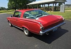 1966 plymouth Barracuda for sale 100912480