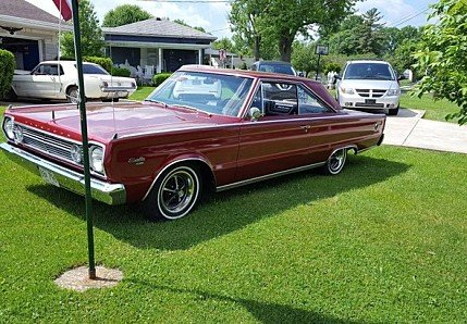 1966 plymouth Satellite for sale 101033803