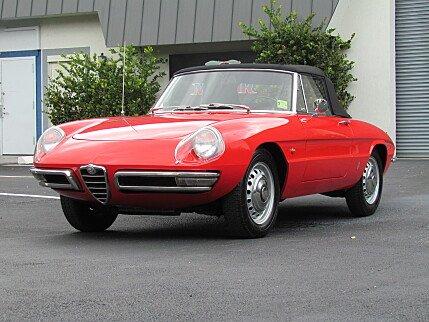 Alfa Romeo Duetto Classics For Sale Classics On Autotrader - 1967 alfa romeo spider for sale
