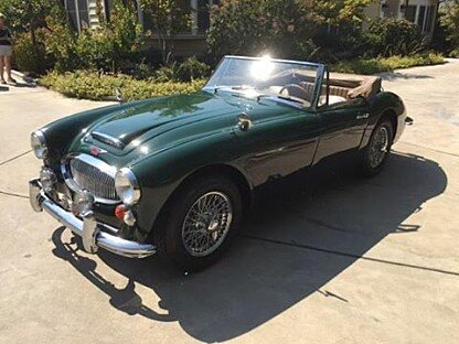 1967 Austin-Healey 3000MKIII for sale 100798680