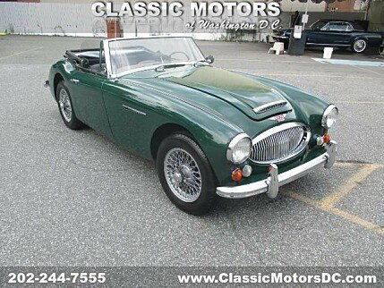 1967 Austin-Healey 3000MKIII for sale 100889216