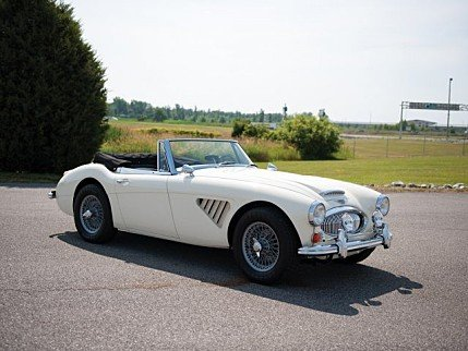1967 Austin-Healey 3000MKIII for sale 101017763