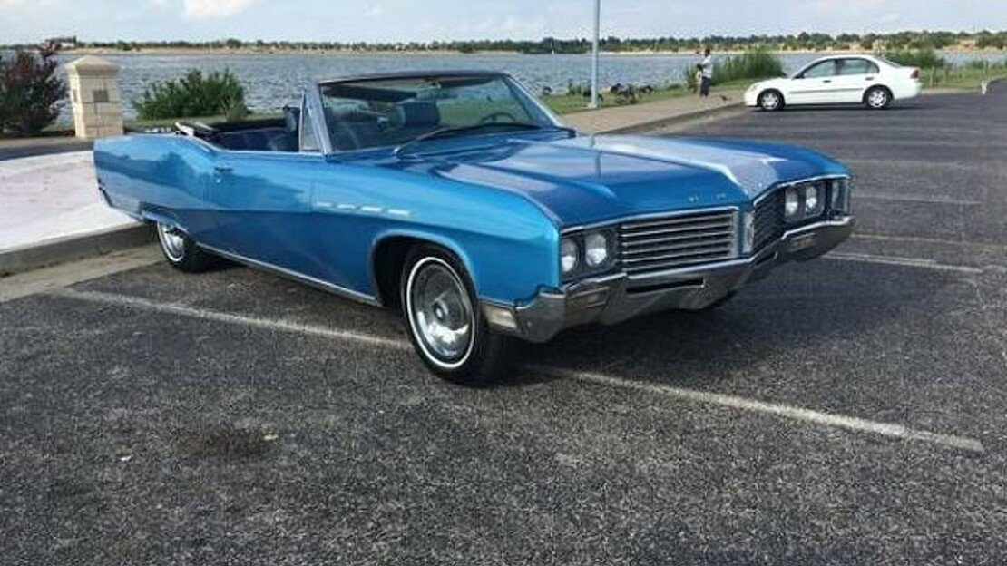 1967 Buick Electra for sale 101021899