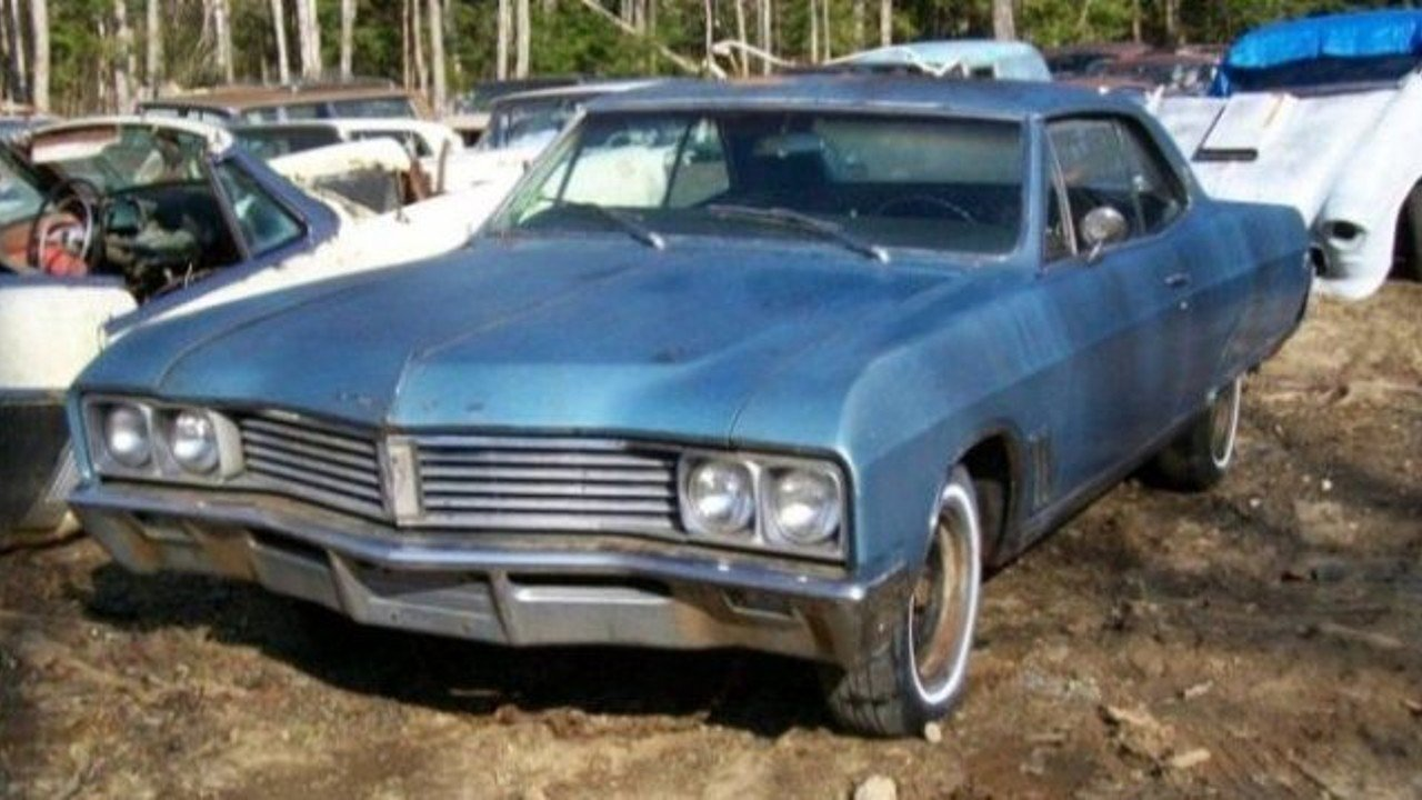 1967 Buick Skylark for sale 100892509