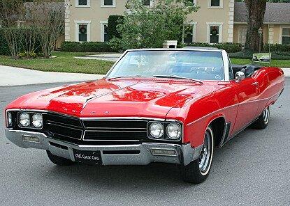 1967 Buick Wildcat for sale 100931234