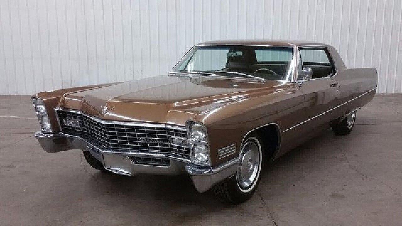 1967 Cadillac Calais for sale 100835247